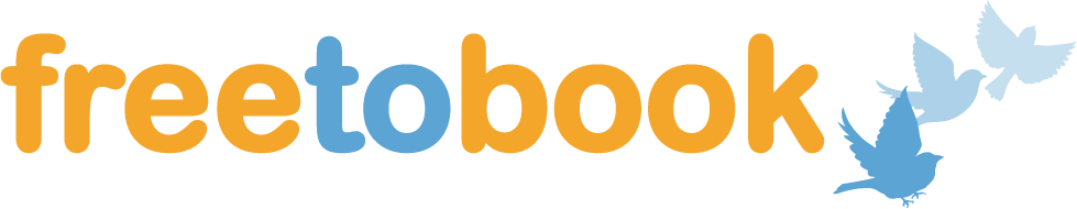 Image result for freetobook logo